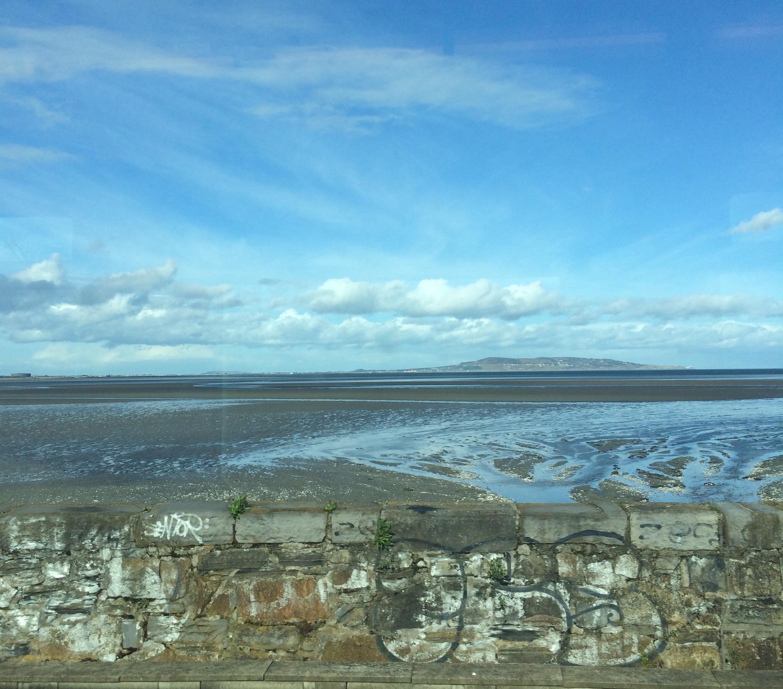 landscape in Dublin