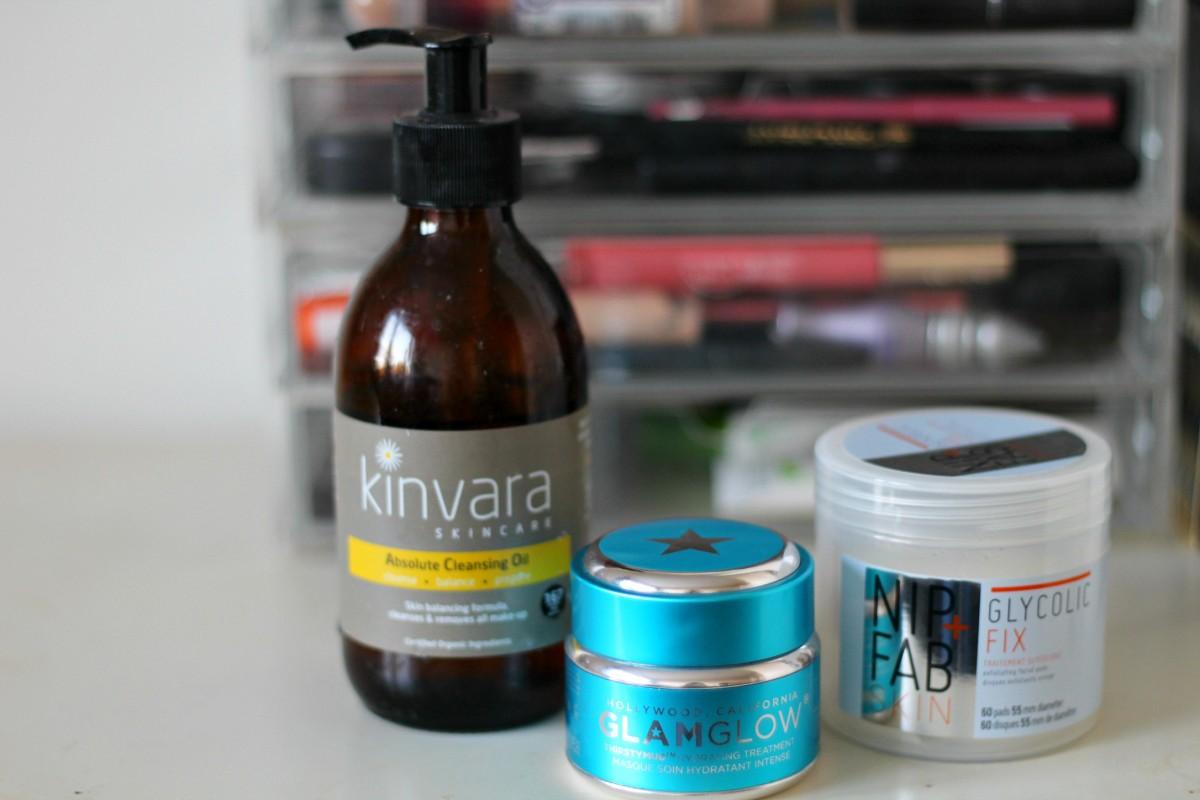 pamper skincare