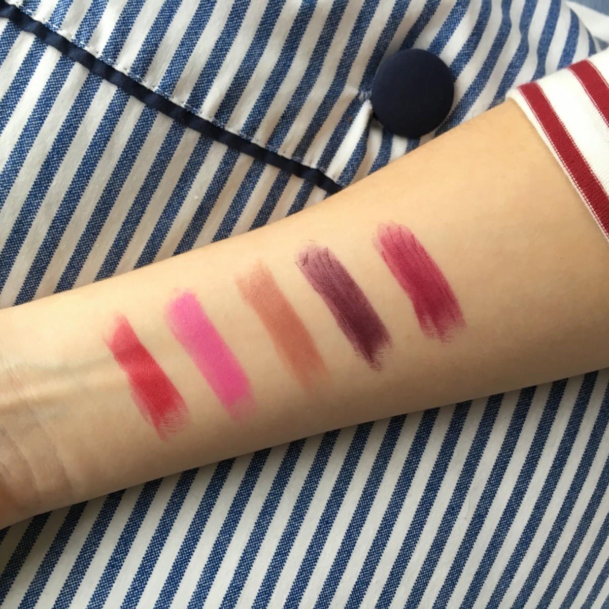 makeup revolution lipsticks
