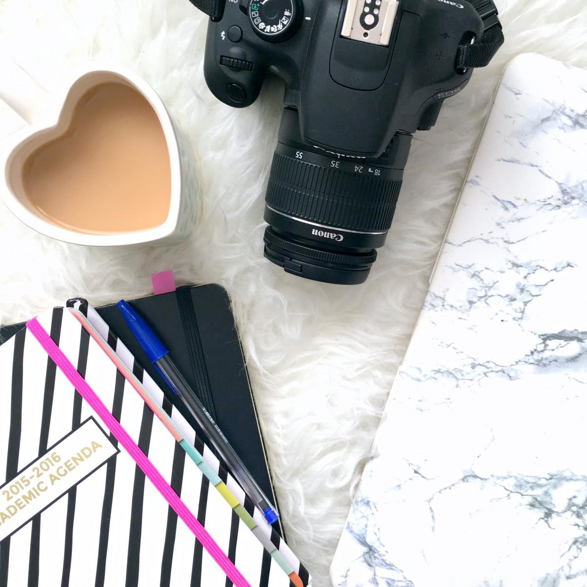My Blogging Essentials