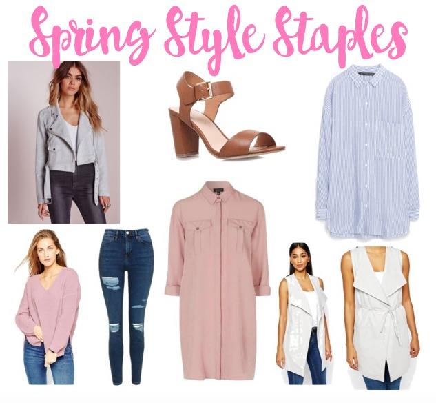 Spring Style Staples